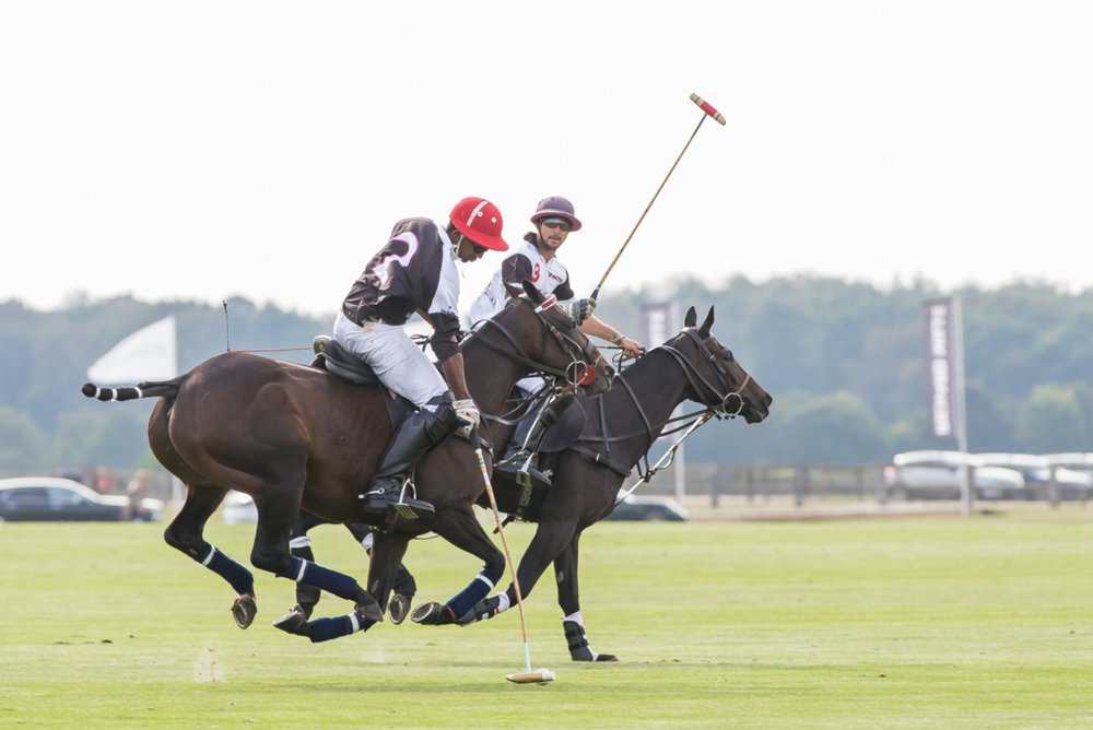 Pierre Henri Ngoumou > Polo Club du Domaine de Chantilly