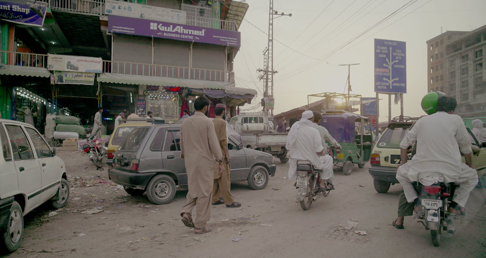 Peshawar, the gateway to Pakistan's tribal territories, houses some of the countries' largest Afghan populations.
