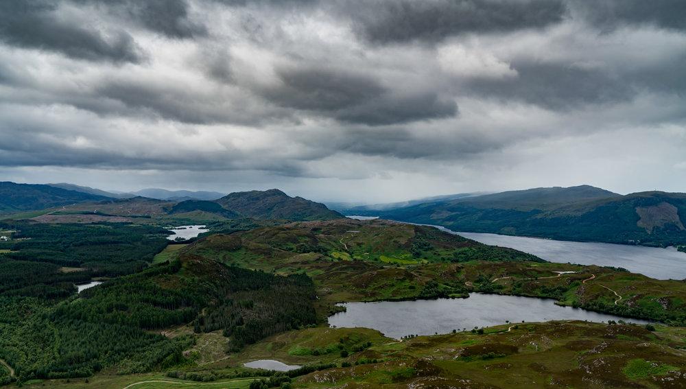 57°13'5.01N   4°31'22.75W, Loch Kemp, Loch Ness.jpg