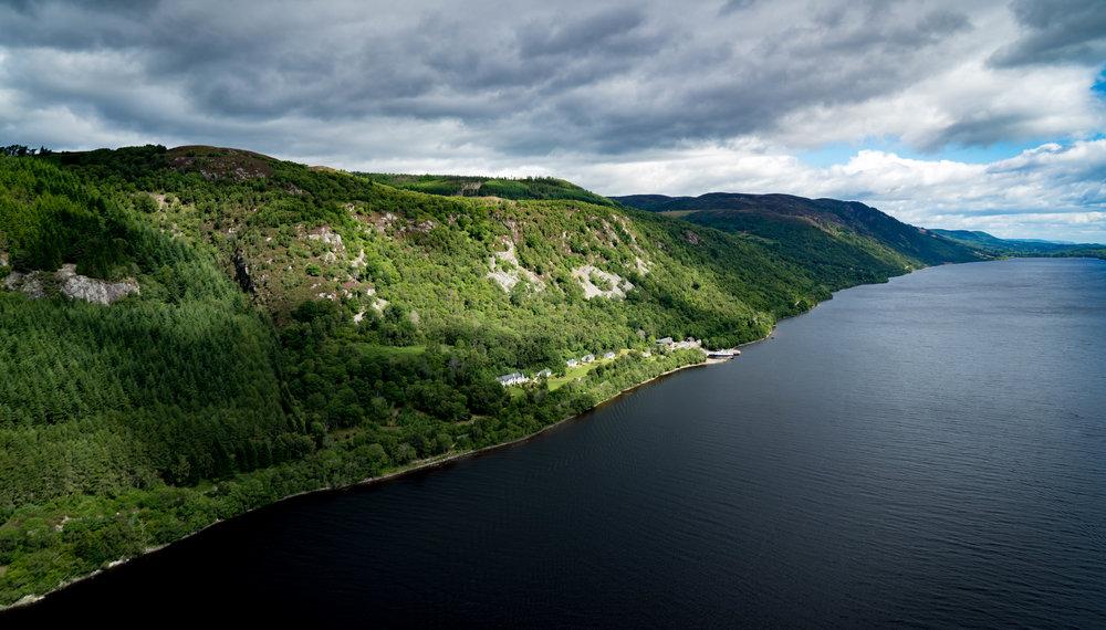 57°21'12.78N   004°23'48.41W, The Clansman, Loch Ness-2.jpg