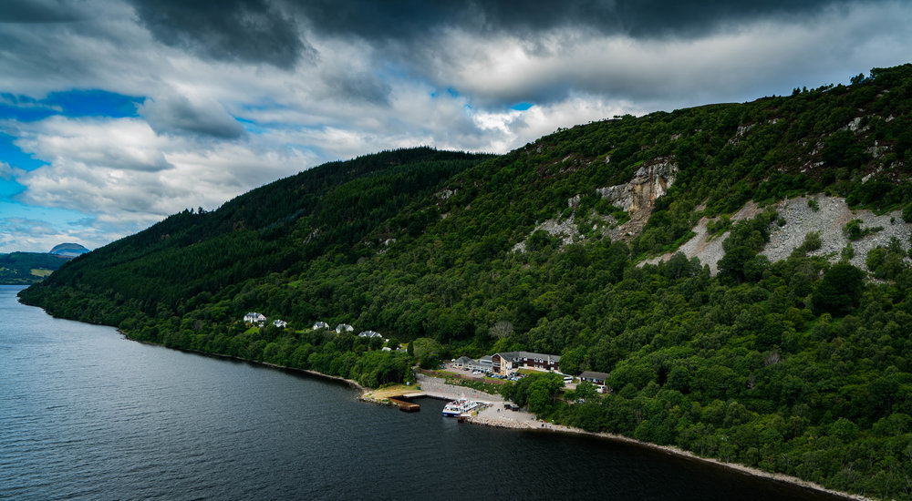 57°21'51.28N   004°23'9.48W, The Clansman, Loch Ness (2).jpg