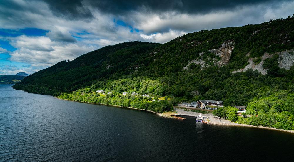 57°21'51.28N   004°23'9.48W, The Clansman, Loch Ness (3).jpg