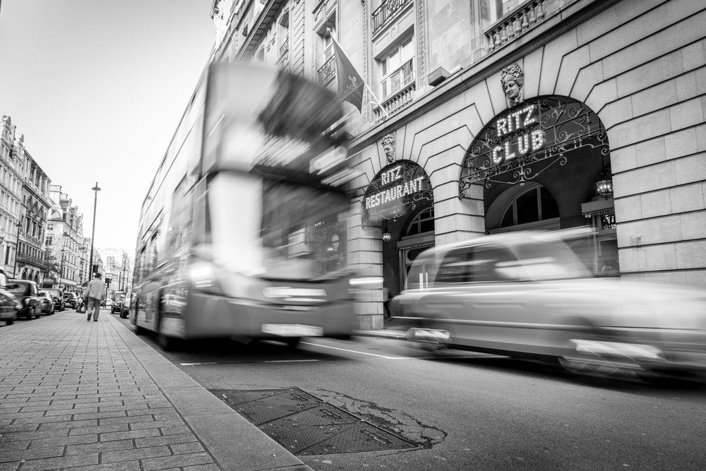 -The Ritz Club Bus-