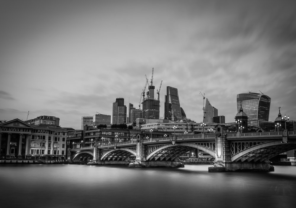-Southwark Bridge-