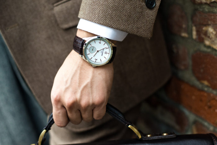 Wristwatch : Ben Sherman