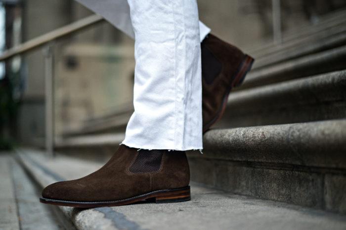 Pants : Mott &Bow      Shoes : Herring Shoes
