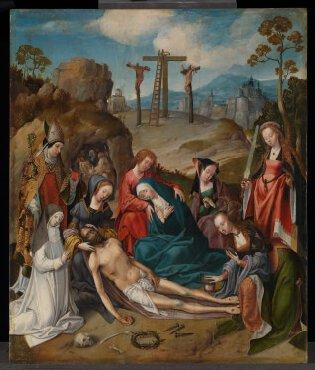 Lamentation with Donors and Saints - Engebrechtsz.jpg