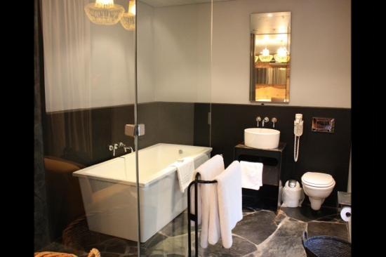 Bathroom The Concierge Hotel Durban
