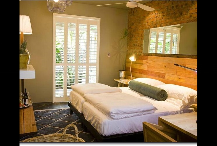 Bed and Veranda The Concierge Hotel Durban