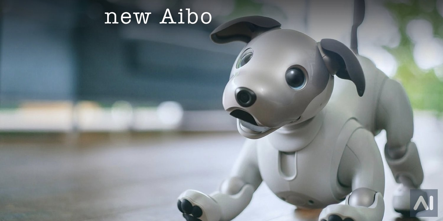 Sony Reboots Aibo — Artificial Intelligence News - sony reboots aibo - Sony Reboots Aibo — Artificial Intelligence News