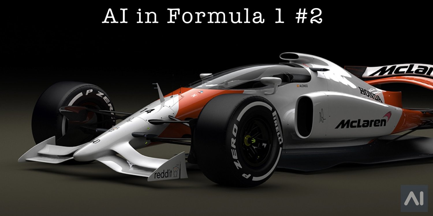Artificial Intelligence in Formula 1 Strategy - Part 2/2
