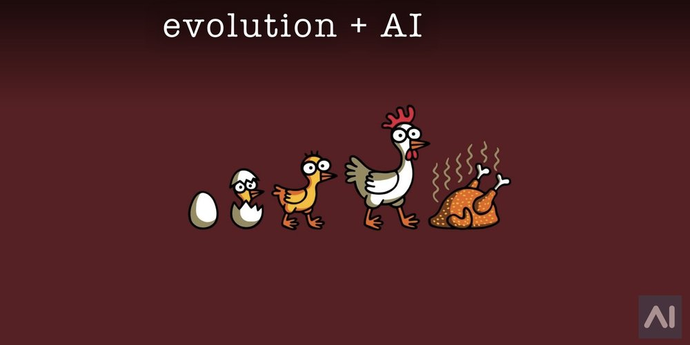 AI is the Next Step in Human Evolution