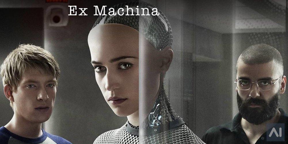 Watch Ex Machina (2014) Online Full Movie Free on