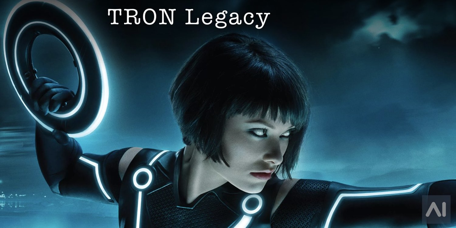 tron: legacy — artificial intelligence entertainment - ai entertainment