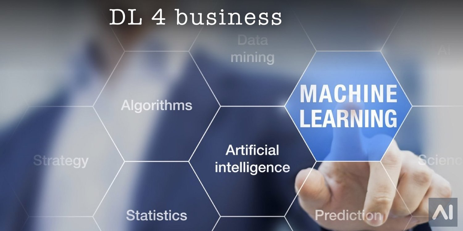 - competitive advantages of deep learning for your business - Competitive Advantages of Deep Learning for Your Business — Artificial Intelligence News