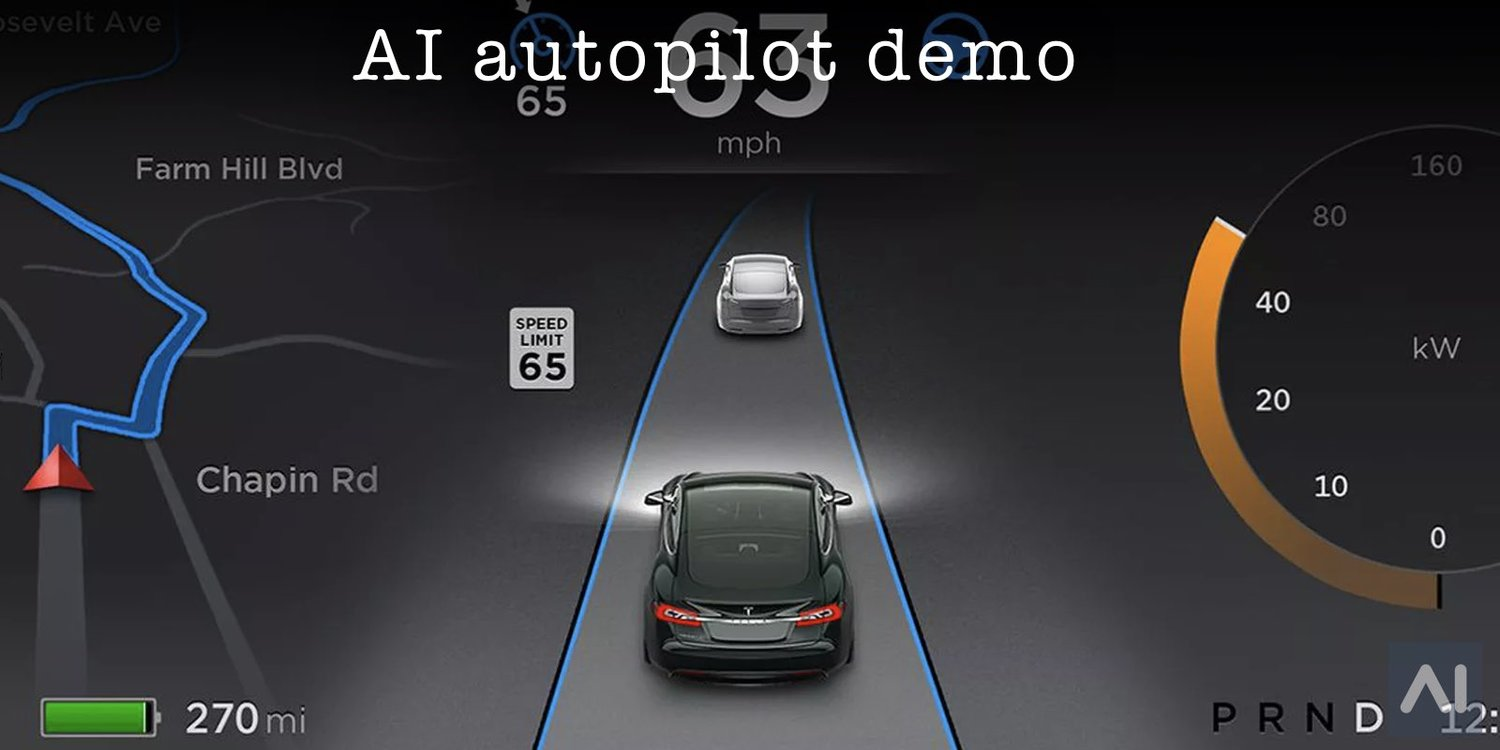 - teslas new autopilot software is massively improved - Tesla's New Autopilot Software is Massively Improved — Artificial Intelligence News