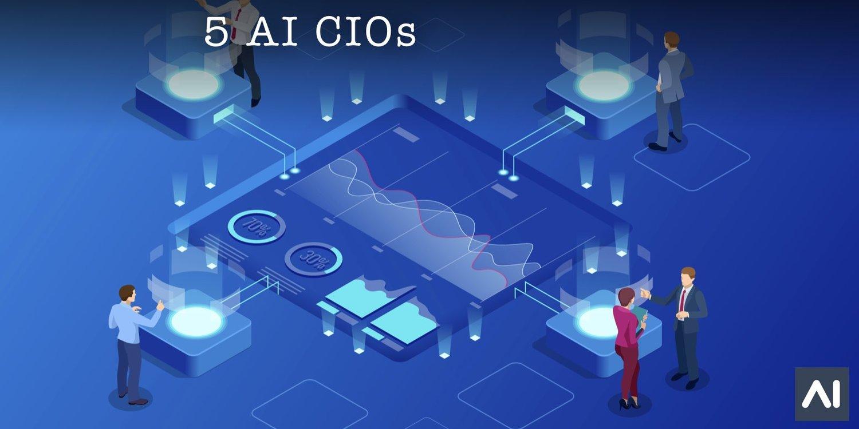 - how 5 cio deploy ai - Five Ways CIOs are Deploying AI — 2019 Artificial Intelligence News