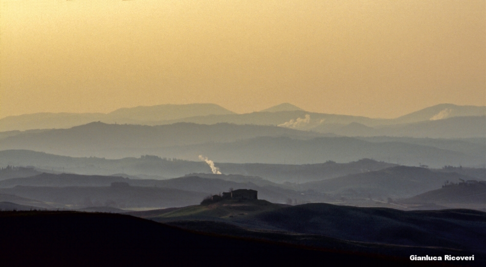 Tuscany's hills in Colours # 14
