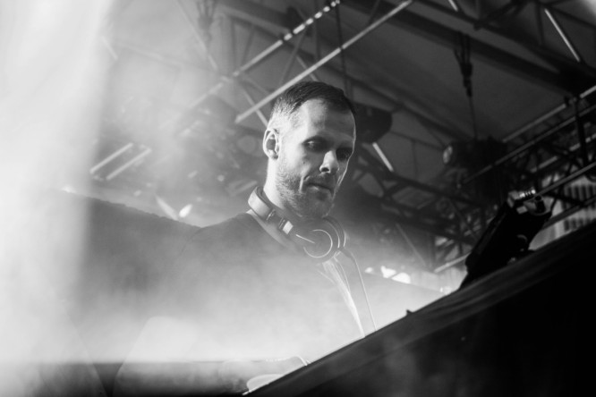 Drumcode label Boss, Adam Beyer, taking over the main stage in 2016.