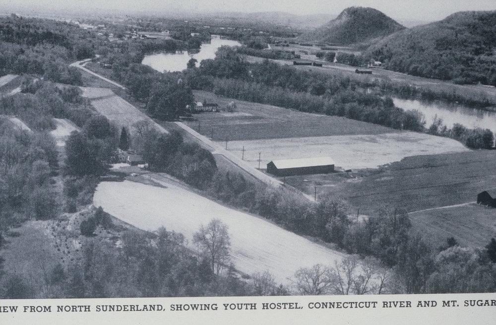 Falls Road  circa 1940