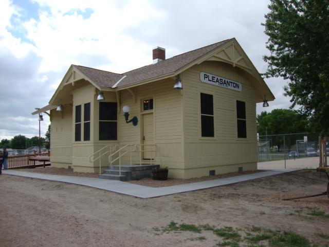 Pleasanton Depot