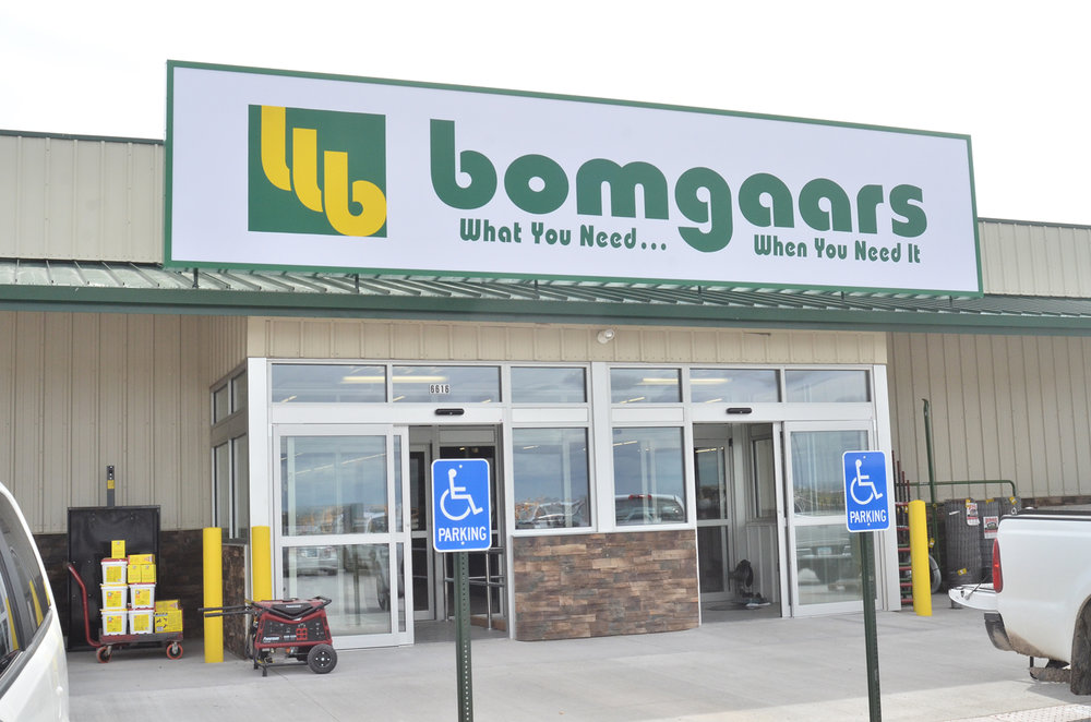 Bomgaars Supply
