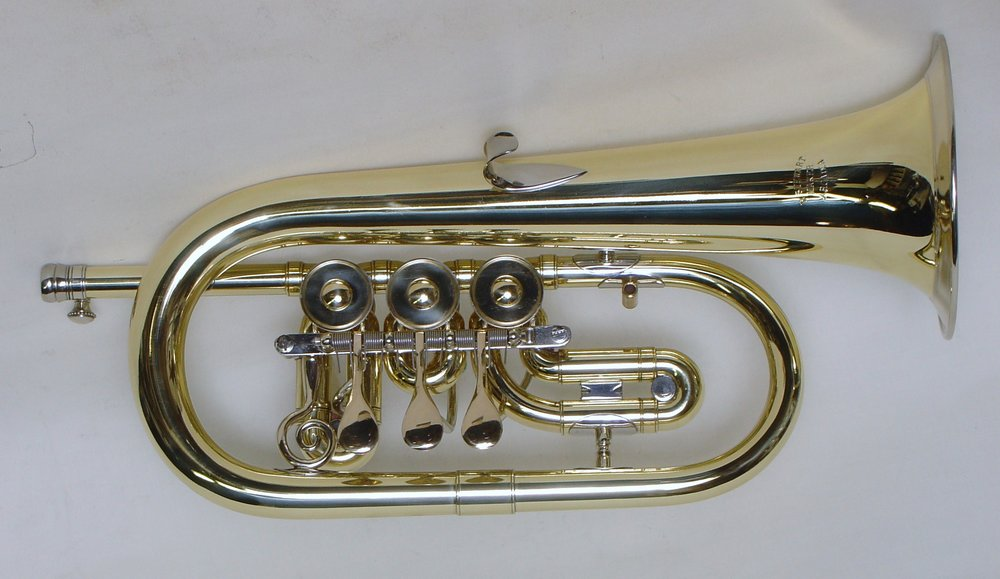 Eb soprano with bell front and side action