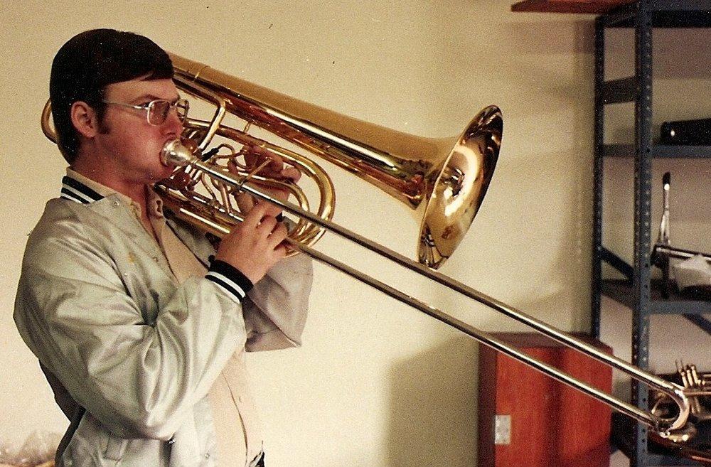 Contrabass Trombones Eb Robb Stewart Brass Instruments