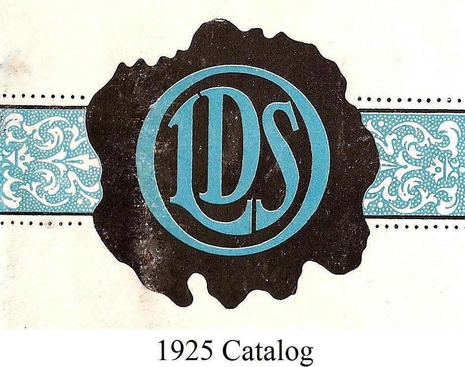 Olds 1925 Catalog