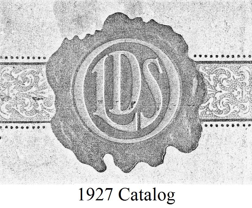 Olds 1927 Catalog