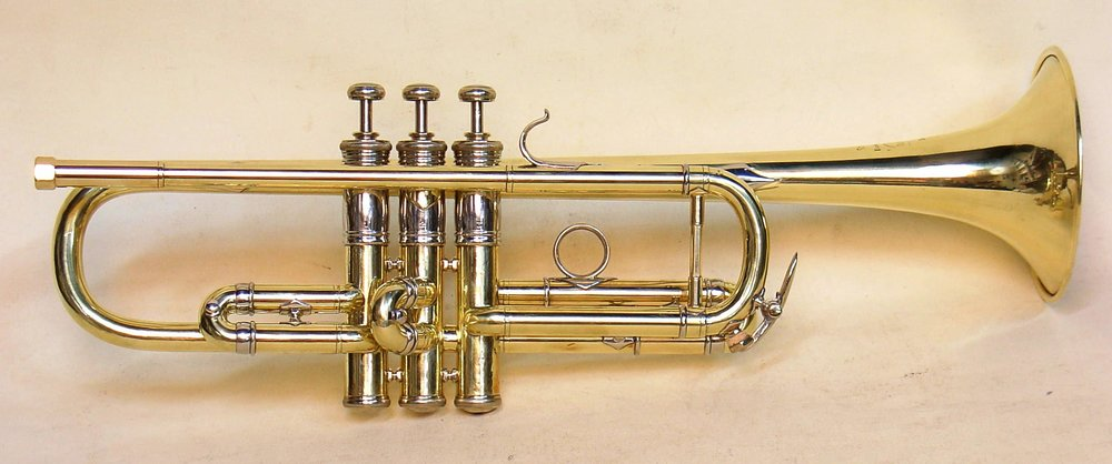 1925 Bach C Trumpet