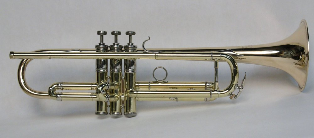 Bach Trumpet #16