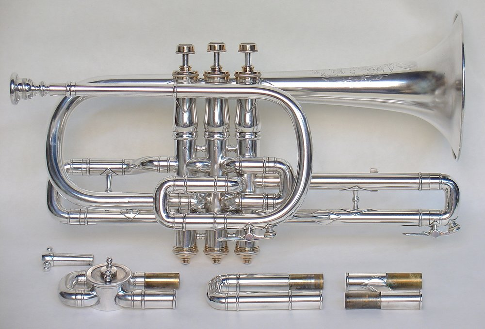 """Open Tone Cornet"" by Z. Albert Meredith"