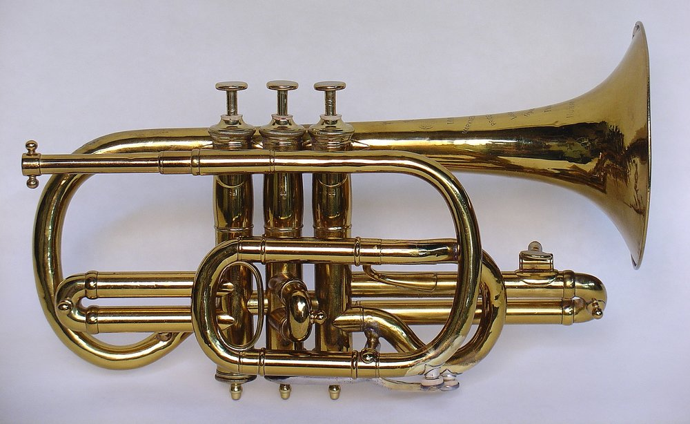 Howard Reynolds' Schuster & Co. Cornet