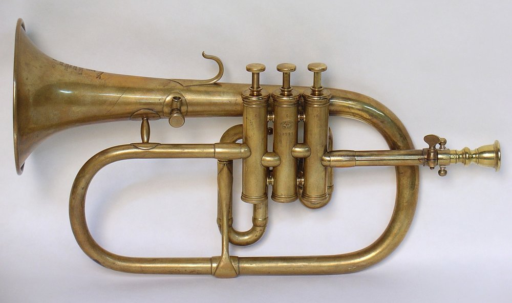 Eb Soprano Flugelhorn by Besson