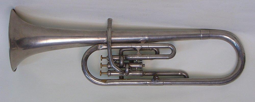 Fiske-Conn Alto Horn