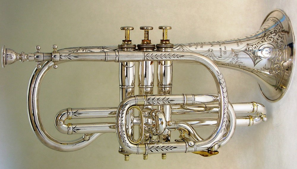 Matthew Arbuckle's Courtois Cornet