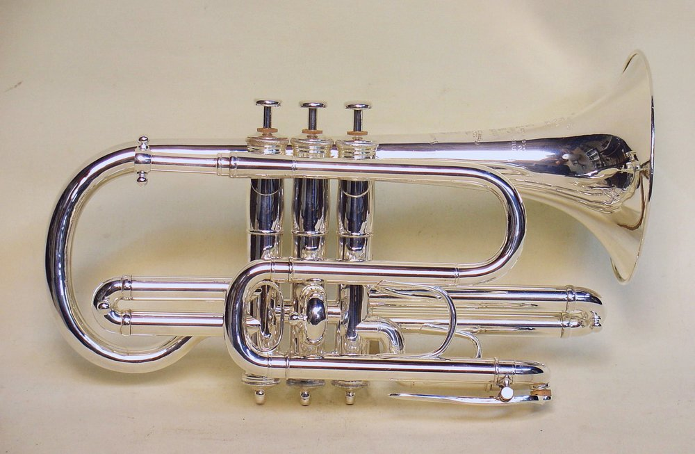 Courtois Koenig's Model Cornet