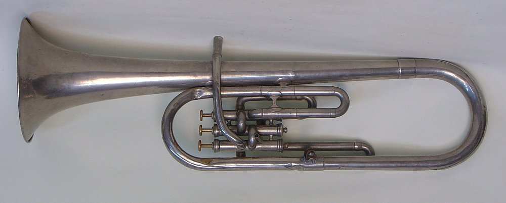 Alto Horn with Conn Valves