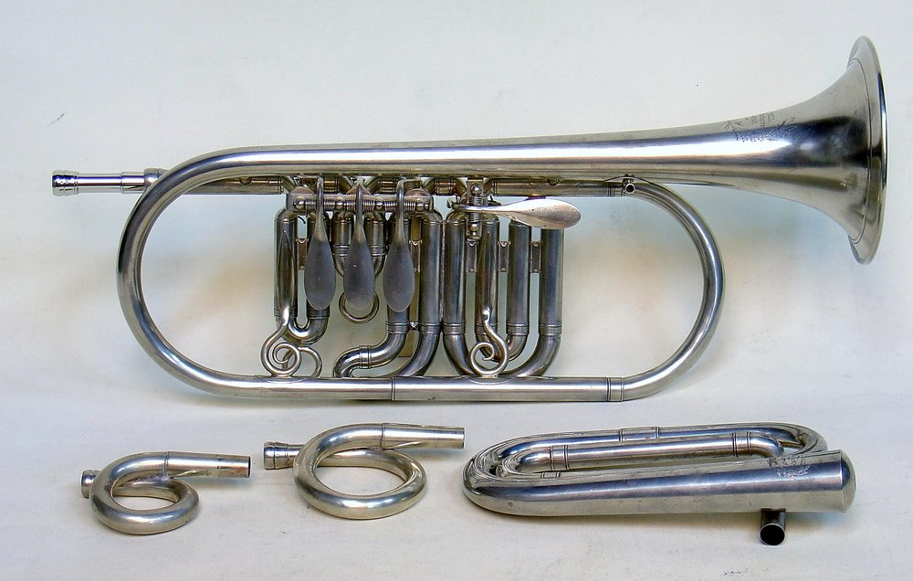 Echo Cornet by D.C. Hall