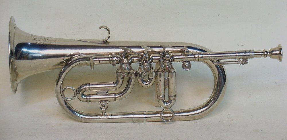 D.C. Hall Soprano Saxhorn