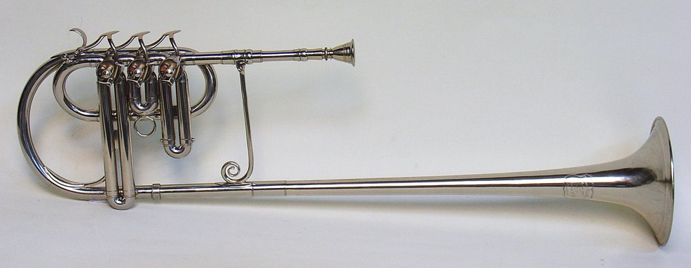 Bb Cornet by Graves & Co.