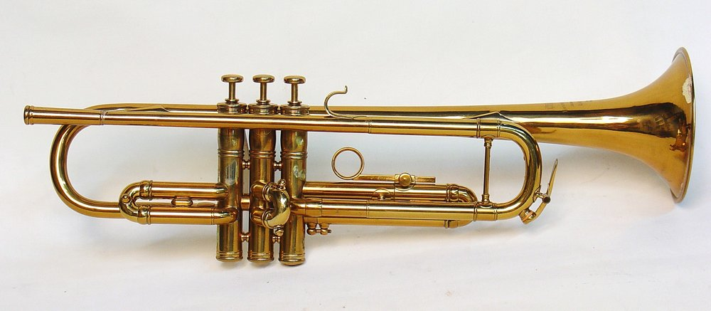 Benge Trumpet, Chicago about 1939