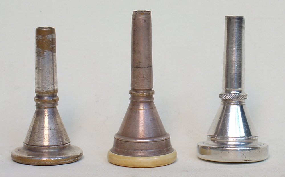 Trombone Mouthpieces
