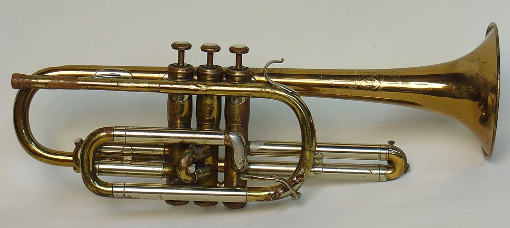 Early Olds Cornet
