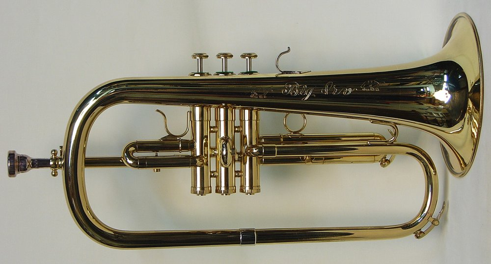 Irving Bush's Protype Flugelhorn