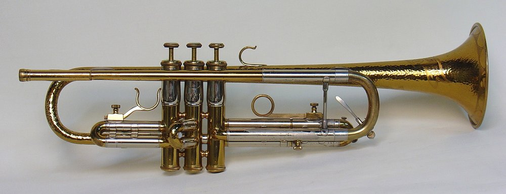 Olds French Model with Hammered Bell