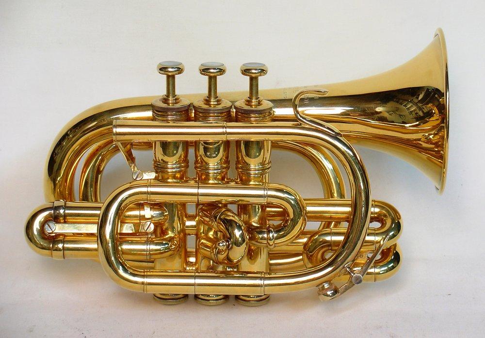 Trumpets by Elden Benge