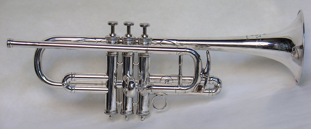 Georges Mager's Courtois D Trumpet