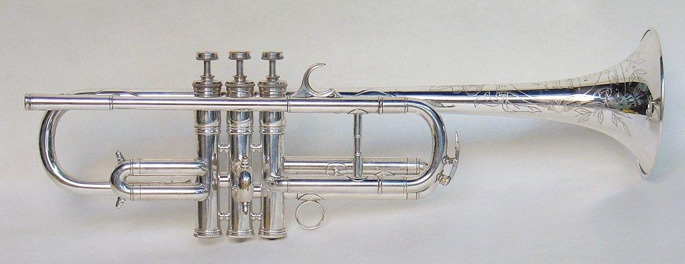 Adolphe Sax Trumpet in C